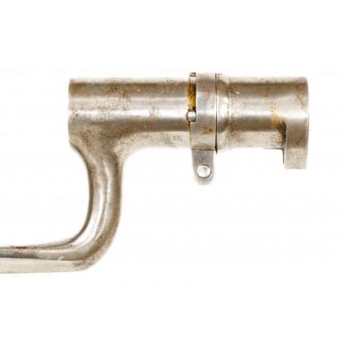 Colt Revolving Rifle Socket Bayonet - Very Scarce