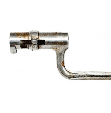 US M1855 Type I Socket Bayonet with Scarce US Pattern 1859 Scabbard
