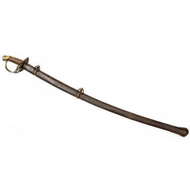 Confederate Kenansville Cavalry Saber