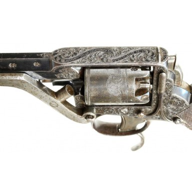 Fine Cased & Engraved 2nd Model Tranter by Dougall of Glasgow