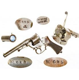 Rare French M1859 Perrin Revolver