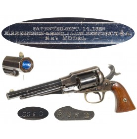 Remington-Rider Double Action Belt Revolver