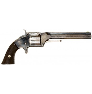 "Smith & Wesson No 2 ""Old Army"" Revolver"