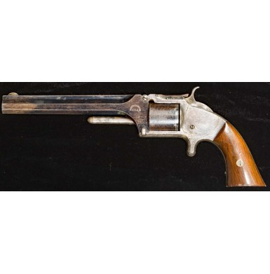Kittredge & Co Marked Half-Plate Smith & Wesson No 2 Army Revolver