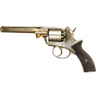 Adams Style English Wedge Frame Revolver