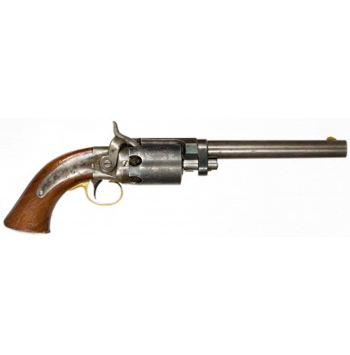 Mass Arms Company Wesson & Leavitt Dragoon Revolver - Rare