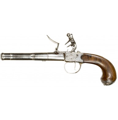 18th Century Twist-Off Flintlock Pistol by Verncombe