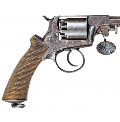 Suhl Made Adams Pocket Revolver