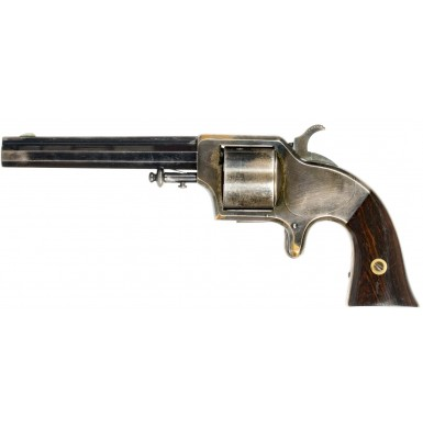 Merwin & Bray Marked Plant's 3rd Model Army Revolver