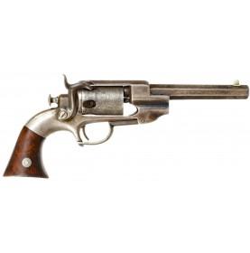 Allen & Wheelock Side Hammer Belt Revolver