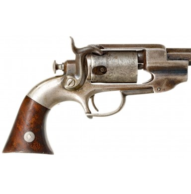 Allen & Wheelock Side Hammer Belt Revolver