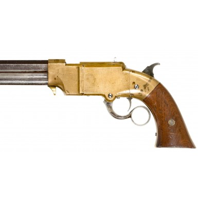 Fine Volcanic Marked  Volcanic Navy Pistol