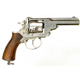 Webley-Pryse #4 Revolver by George Daw