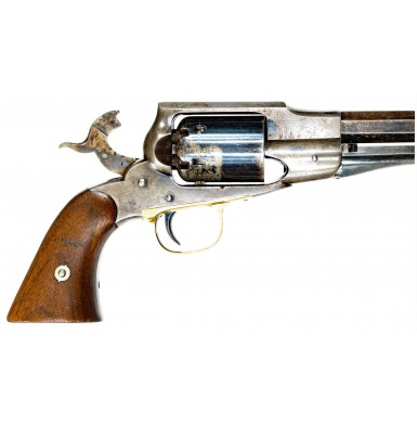 Fine Martially Marked Remington Old Model 1861 Navy Revolver