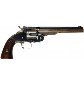 Fine Early Production 2nd Model Smith & Wesson Schofield Revolver