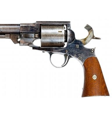 Freeman Army Revolver - Fine & Rare