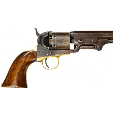 1861 Production Colt Model 1851 Navy Revolver