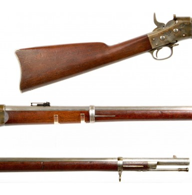 US Model 1871 Rolling Block Infantry Rifle