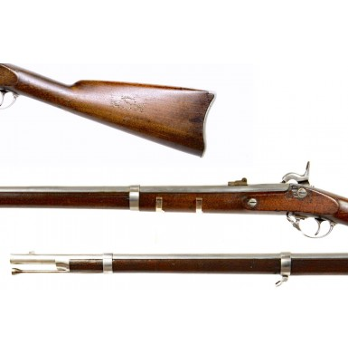 Rare Philadelphia Marked US M1861 Rifle Musket