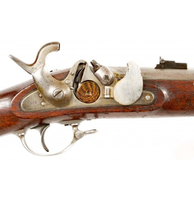 US Model 1858 Cadet Rifle Musket