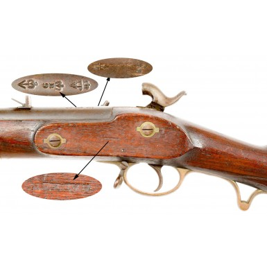 "British Military Pattern 1844 ""Second Model"" Brunswick Rifle"