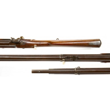 British Pattern 1856 Sergeant's Fusil For India Service