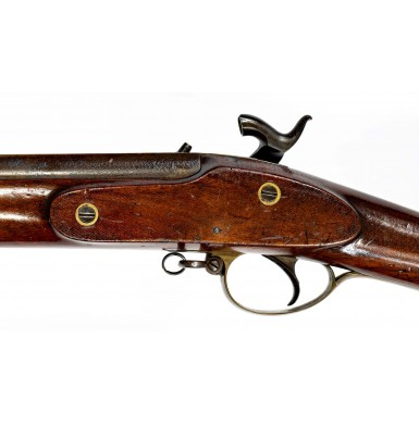 Early British Pattern 1853 Enfield Military Match Rifle by Pritchett & Son