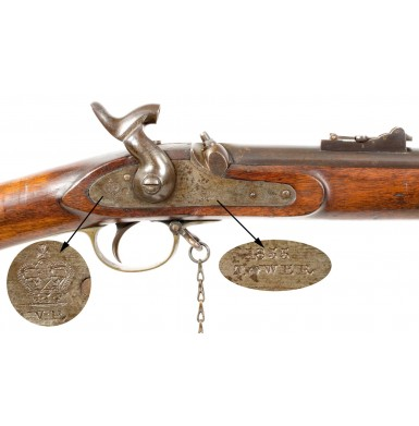 Crimean War Dated Type II P1853 Enfield Rifle Musket