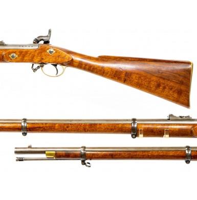 Fine Pattern 1853 Enfield Rifle Musket by Bentley &  Playfair