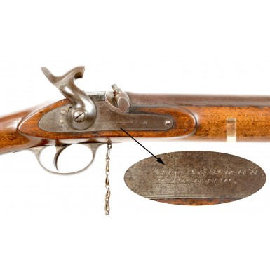 "British Lancaster's Patent Oval Bore ""Sappers & Miners Carbine"""