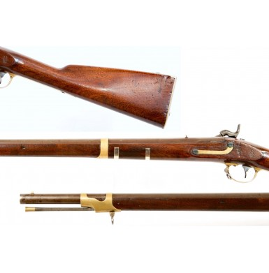Model 1841 Mississippi Rifle by Whitney
