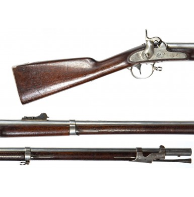 US Springfield Model 1842 Rifled & Sighted Musket