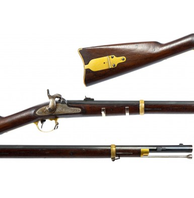 "Fine Remington ""Zouave"" Rifle"