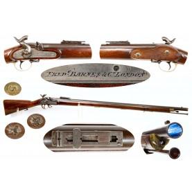 Fine Pattern 1851 Minié Rifle by Barnes