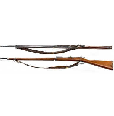Fine US Model 1884 Trapdoor Rifle - First Year of Production