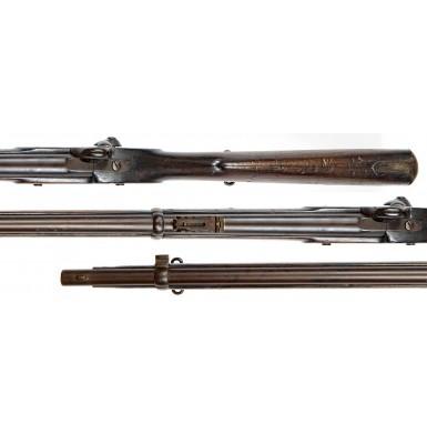 British Military Pattern 1856 No 2 Bar on Band Enfield Short Rifle