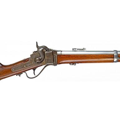 Rare US M1870 Type I Springfield-Sharps Trials Rifle