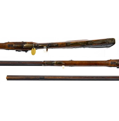 Extremely Rare Tryon Made South Carolina Militia Contract Rifle - Possibly the only surviving example from the 1834 order for 200!