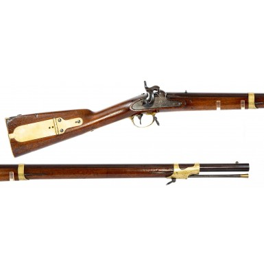 "Fine & Scarce Unaltered Remington Model 1841 ""Mississippi"" Rifle"