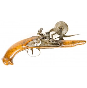 French Flintlock Pistol Eprouvette