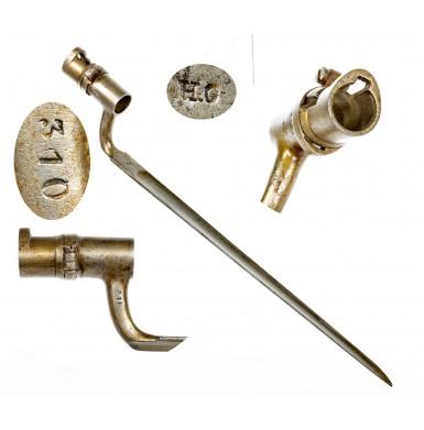 French Cadet Socket Bayonet