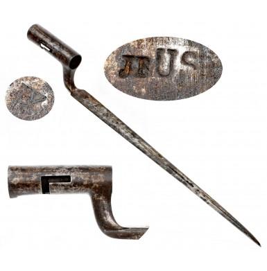 US Model 1810 (M1795 Type III) Socket Bayonet