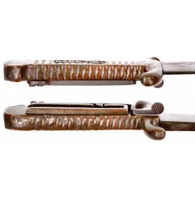 Bahn Frei Marked Turner Rifle Bayonet