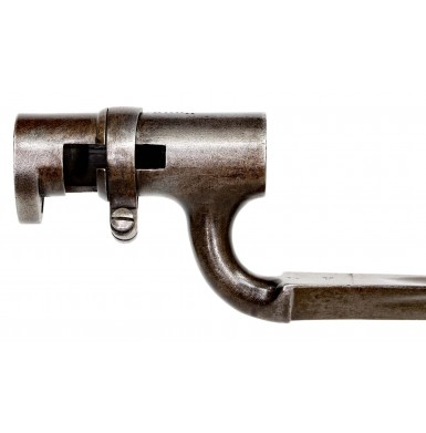 Rare Variant British Pattern 1851 Minié Rifle Socket Bayonet by Salter