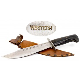 Extremely Rare Western Cutlery V-44 Army Air Corps Survival Knife