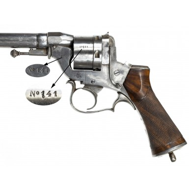 French Perrin Revolver