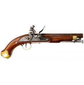 British New Land Pattern Cavalry Pistol - Very Fine