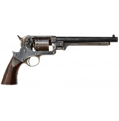 Fine Starr Model 1863 Single Action Army Revolver