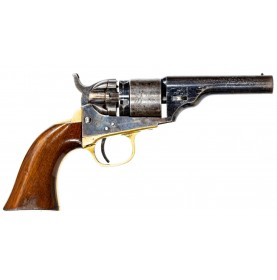 Colt Round Barrel Cartridge Revolver - Fine
