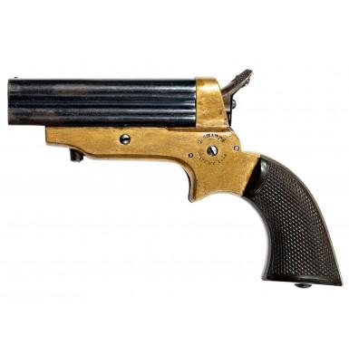 Excellent Sharps Model 2A Pepperbox
